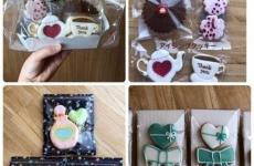 母の日は可愛いアイシングクッキーで「ありがとう」を伝えませんか?