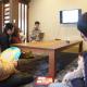 パパも一緒に♡家族で作る珪藻土手形アートevent|谷内建築コラボイベント開催レポ