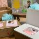 ペタペタ貼るだけDIY体験♡お子さんの写真&名前&手形入り!世界に1つだけの「オリジナルおしりふきケース」が作れちゃいます♪