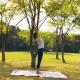 【5/18(土)開催】新緑に包まれながらリフレッシュ!子どもと一緒に「外ヨガ」しよう♪